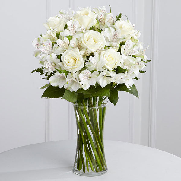 Cherished Condolences Bouquet